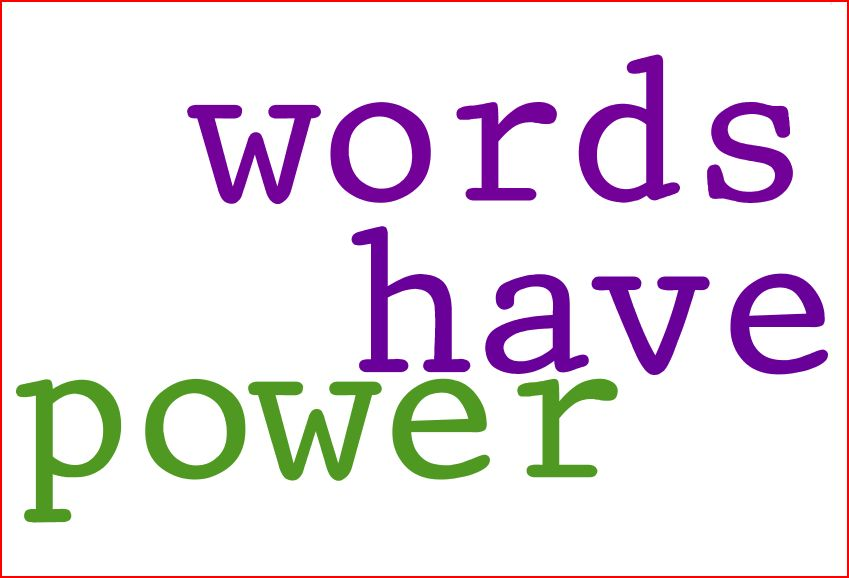 How Power Words Can Define Your Business « Strategies and Tactics ...