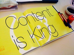 What is valuable content when it comes to your marketing?